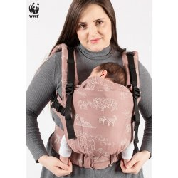 Isara adjustable ergonomic carrier The One - Wildlife Terra