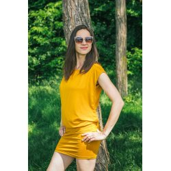 Lenka Emma Breastfeeding Top & Dress – Mustard
