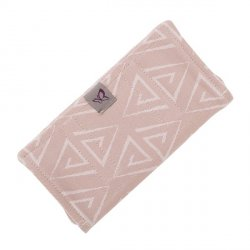 Fidella Drool Pads - Paperclips - Ash rose