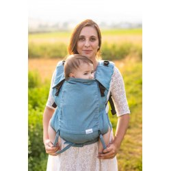 Lenka ergonomical babycarrier - 4ever - Blue