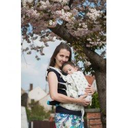 Andala ergonomical babycarrier Dot White