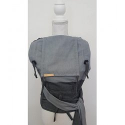 Andala ergonomical babycarrier Newborn Grey