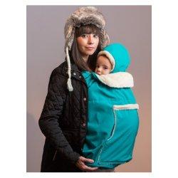 Isara babywearing cover Deep Ocean Turquoise