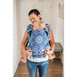 Lenka ergonomical babycarrier - 4ever - Mandala Blue