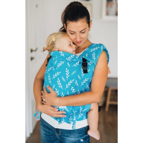 Lenka ergonomical babycarrier - 4ever - Mandala Blue