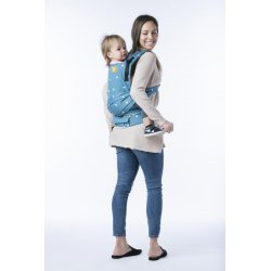 Tula ergonomic carrier Half Buckle - Playdate