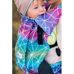Lenka ergonomical babycarrier - 4ever - Gossamer Galaxy