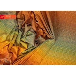Girasol Free Elf fusion d'oro diamond weave double weft