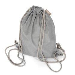 Fidella Sling Bag Chevron - light gray