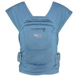 Ergonomic Babycarrier Caboo+ORGANIC Porcelain