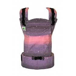 MoniLu ergonomic babycarrier UNI START Perseids Alpenglow