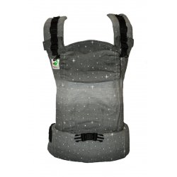 MoniLu ergonomic babycarrier UNI START Perseids Milkyway