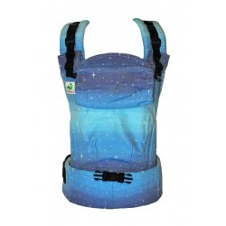 MoniLu ergonomic babycarrier UNI START Perseids Skylight