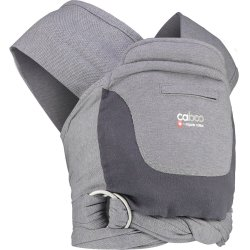 Ergonomic Babycarrier Caboo+ORGANIC Drizzle