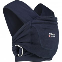 Ergonomic Babycarrier Caboo+ORGANIC Outerspace