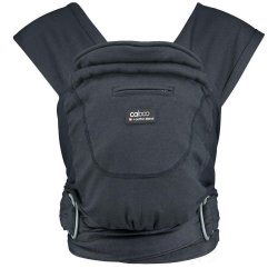 Ergonomic Babycarrier Caboo+Cotton Blend Phantom