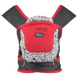 Ergonomic Babycarrier Caboo+Cotton Blend 10 year anniversary