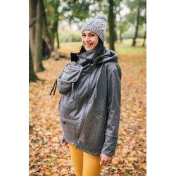 Lenka Softshell Jacket - Pebble Grey