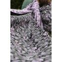 Yaro Ring Sling Oak Ultra Lilac Grey Wool Seacell