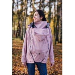 Lenka Softshell Jacket - Rose Pink