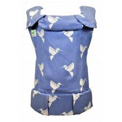 MoniLu ergonomic babycarrier UNI (Adjustable) Colibri Sky
