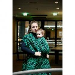Yaro La Vita Duo Black Green Wool Hemp