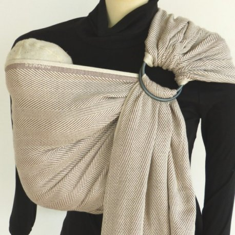 Didymos ring-sling Lisca Pastell