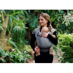Pure Baby Love Ergonomic babycarrier Wrap & Go Navy