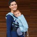 Ergonomical babycarrier DidySnap - Ozean