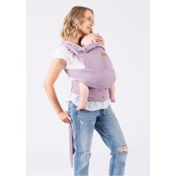 Isara adjustable ergonomic carrier QUICK Half Buckle - Lavender