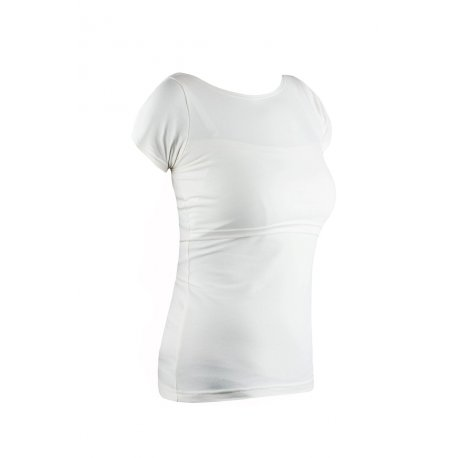 Angel Wings T-shirt for breastfeeding Cream