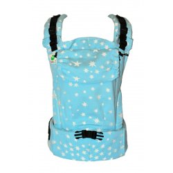 MoniLu ergonomic babycarrier UNI START Heaven Stars