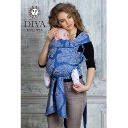 Diva Milano Essenza Mei Tai Azzurro Linen