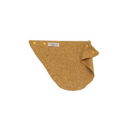 Angel Wings Sweater Scarf mustard