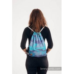 LennyLamb Bag SackPack Prism - Blue Ray