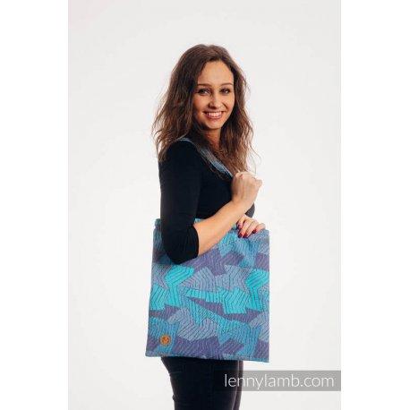 LennyLamb Bag Prism - Blue Ray