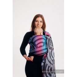LennyLamb ring sling Peacock's Tail - Dreamspace