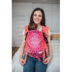 Lenka ergonomical babycarrier - 4ever - Shri Yantra