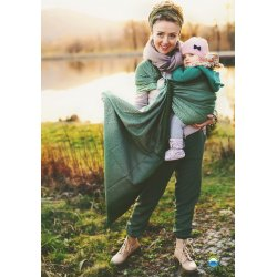 Little Frog Ring Sling Mossy Cube