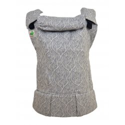 MoniLu ergonomic babycarrier UNI (Adjustable) SL Grey