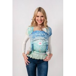 kokadi baby carrier WrapStar - Max in Wonderland