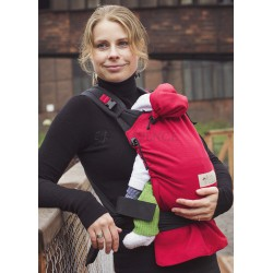 Storchenwiege babycarrier Red