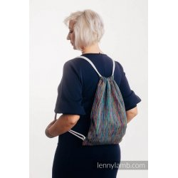 LennyLamb Bag SackPack Colorful Wind