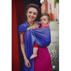 Little Frog Ring Sling Ametrine