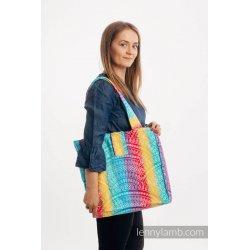 LennyLamb Shoulder Bag - Peacock's Tail - Funfair