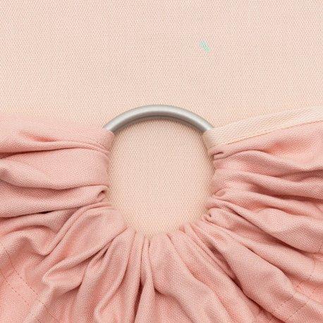 Fidella ring sling Chevron - Rose