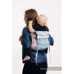 LennyLamb Onbuhimo back carrier - Unicorn Lace
