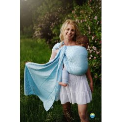 Little Frog Ring Sling Milky Dust