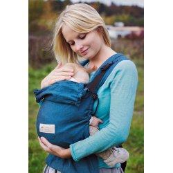 Storchenwiege babycarrier Tyrquoise