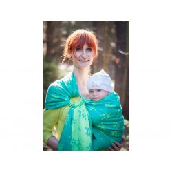 Loktu She Ring sling Forest Berry